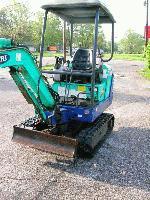 2004 IHI Compact Excavator Sales 17NE