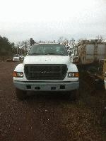 FORD F650 MECHANICS TRUCK