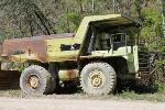 Euclid Rock Truck